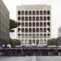 costituzione europea - 007b - polizia eur